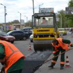 Текущий ремонт автодорог в апреле 2016 года