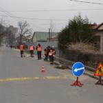 О выполнении  работ по ручной уборке дорог