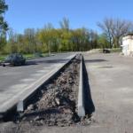 Подготовительные работы по ремонту ул. Красной Авиации в Пролетарском районе