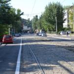 Завершение ремонтных работ по  ул. Трамвайной