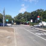 Введено светофорное регулирование на пересечении проспекта Панфилова и улицы Калинина