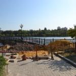 Ремонт ливневого коллектора на пересечении ул. Набережной и пр. Гурова