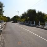 Завершение работ по ремонту моста в  г. Моспино и моста в Пролетарском районе г. Донецка