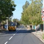 Завершение работ по ул. Одесской