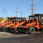 Подготовка техники к зимнему содержанию автодорог