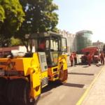 Текущий ремонт автодорог