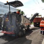 Начало работ по текущему ремонту объектов улично-дорожной сети