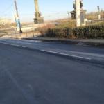 Обработка наледи на дорогах